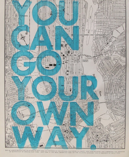 Go your own way this weekend. We'll see you back on Monday - safe and happy travels out there!