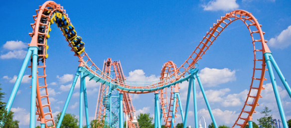 The Cobra Thrill Ride at Carowinds. photo credit: www.carowinds.com