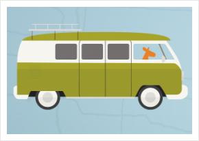 RidePost Van